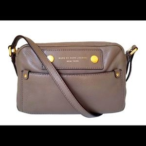 Marc by Marc Jacobs Camera Leather Crossbody bag